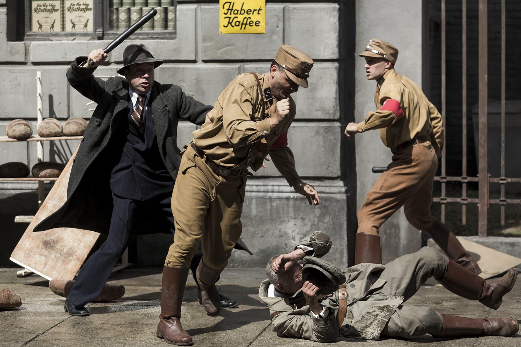 frank dicks Reichstagsbrand